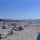 The seaside town of Looe