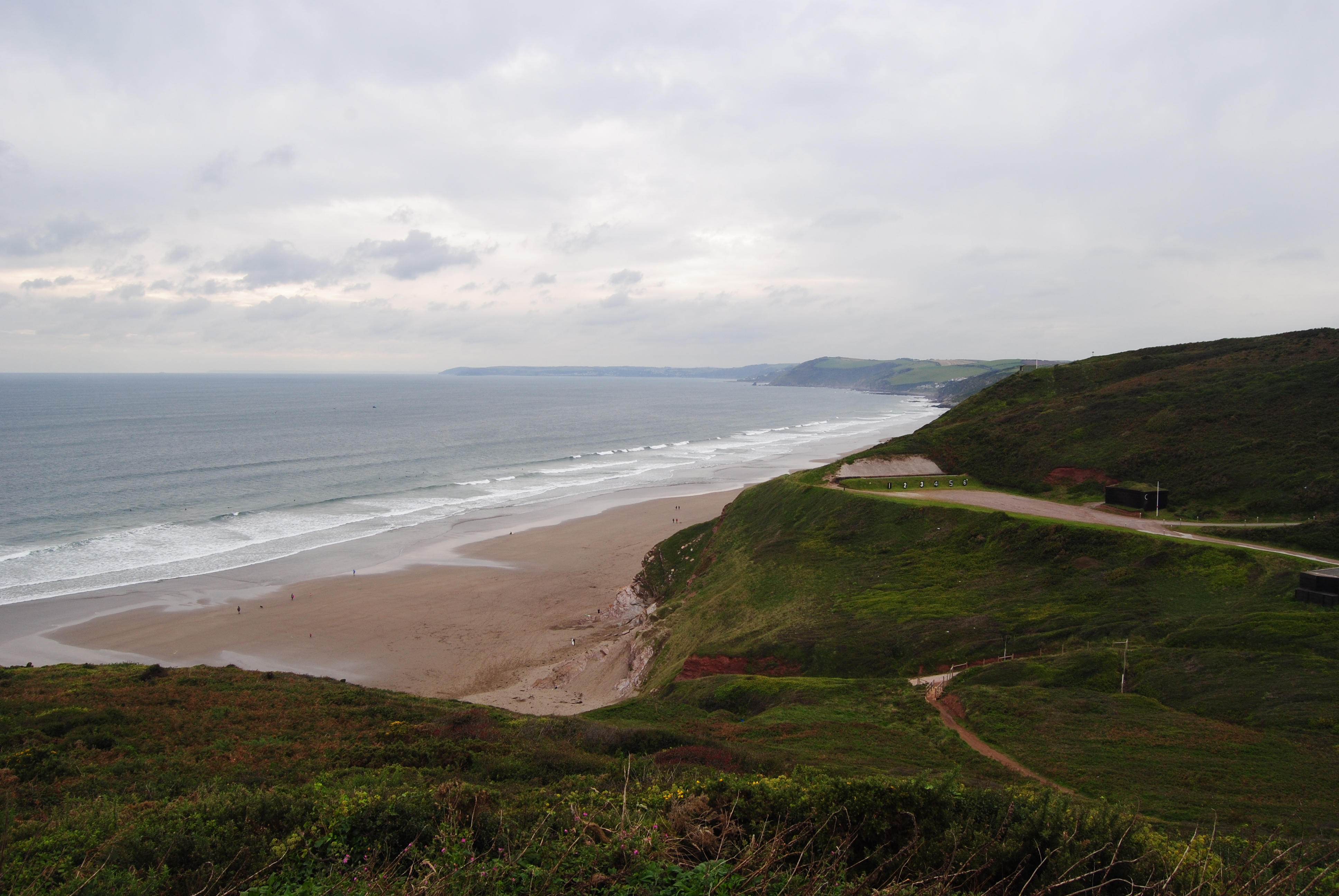 Children Will Love Whitsand Bay Crylla Valley Cottages