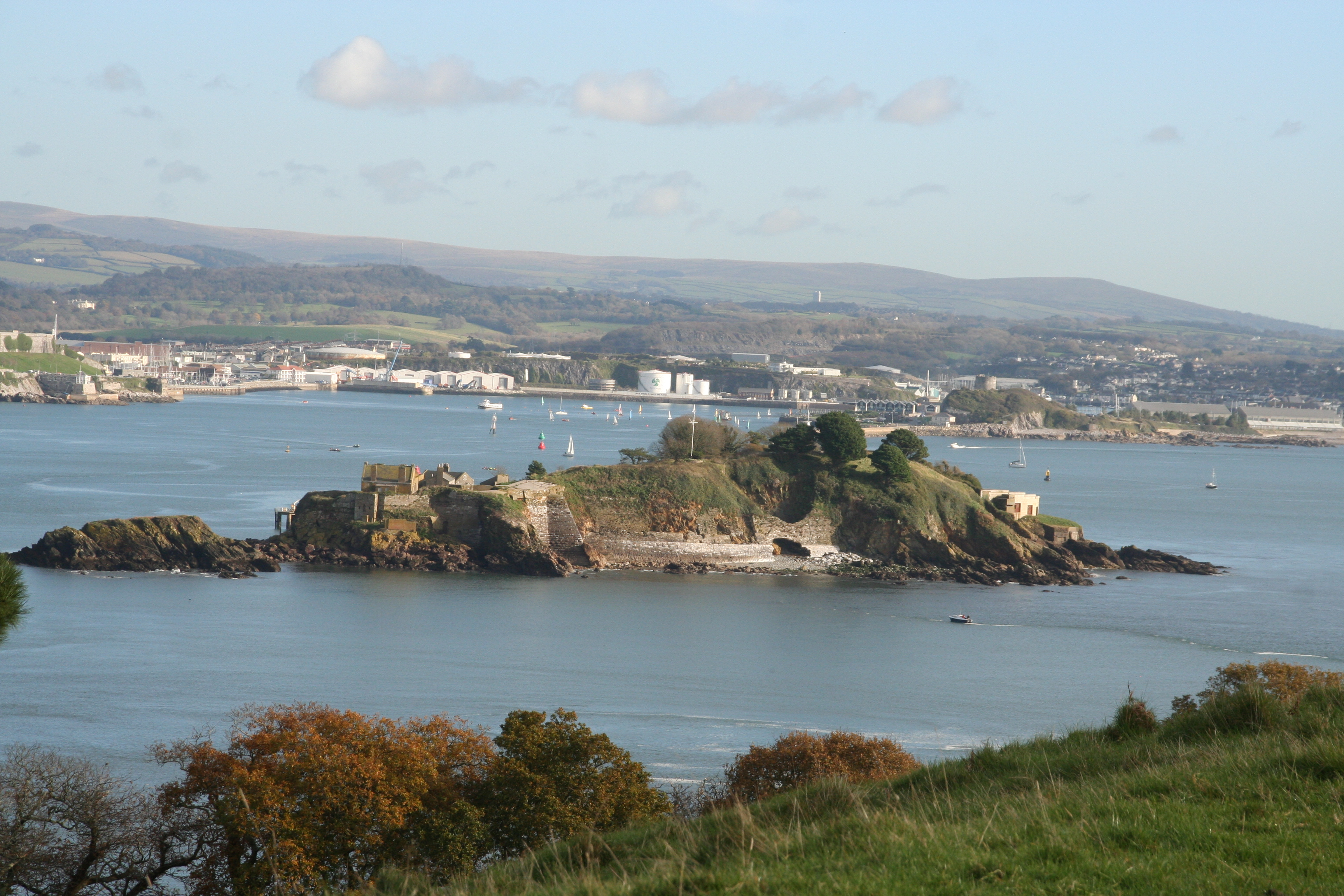 Mount Edgcumbe House And Country Park Crylla Valley Cottages