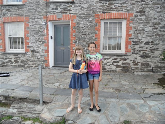 Kernow S Family Fun Day Out At Port Isaac Crylla Valley