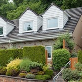 2 bed self catering cottages - valley view