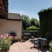 2 bed self catering cottages - brookside villa