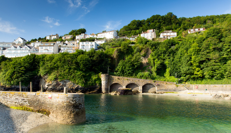 Take a day trip to Looe