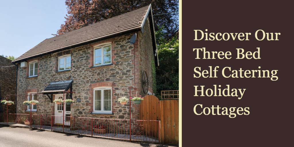 discover our 3 bed holiday cottages