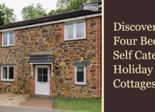 four bed self catering cottages
