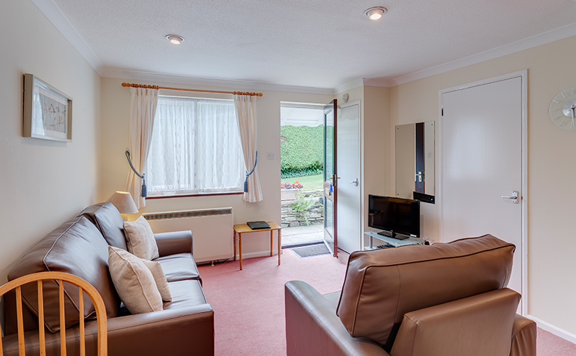 1 Bed Fir Tree Self Catering Bungalow