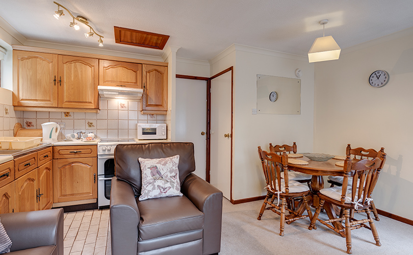 1 Bed Hazelwood Self Catering Cottage