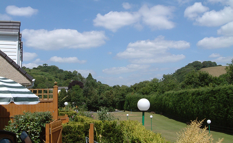 2 Bed Valley View Self Catering Cottage - View
