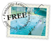 Free Leisure Membership Included